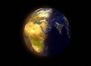 地球の昼と夜