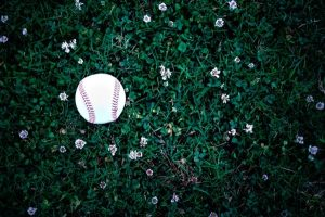 野球のボール