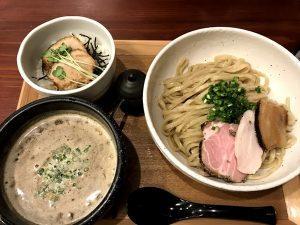 半蔵 海鮮つけ麺