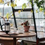 向日市カフェ